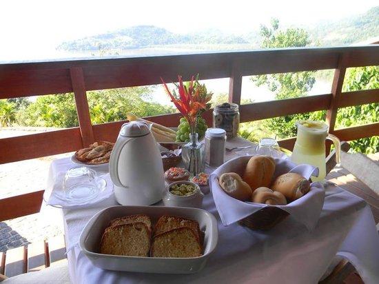 Resort Croce del Sud : The delicious breakfast