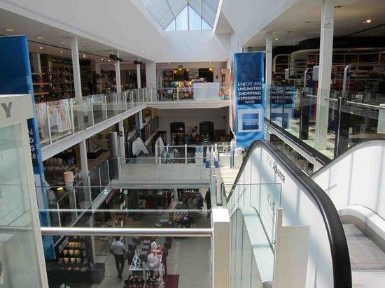 欧德购物中心