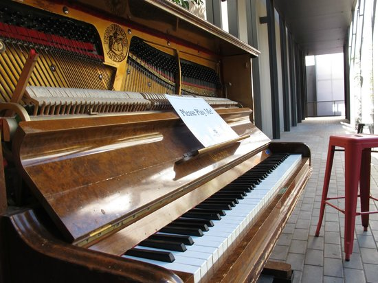 Shoot Perth - Day Tour: Unplayed Piano