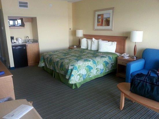 Sea Ranch Resort : Bed