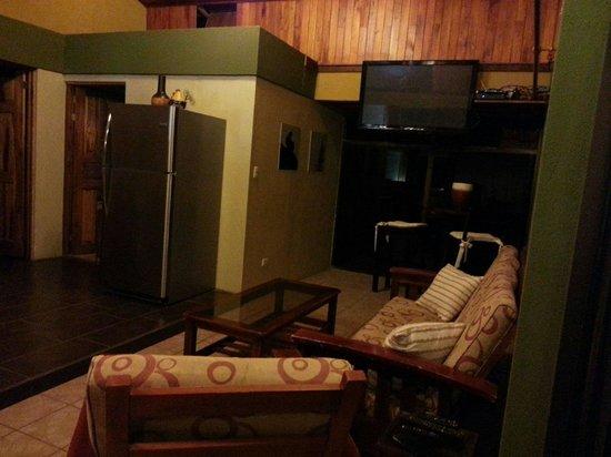 La Cascada Bed and Breakfast : Lovely sitting area