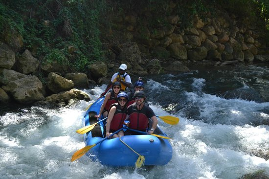 Braco Adventure Tours: River Rafting