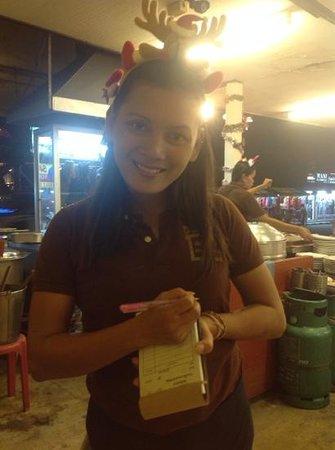 Nong Bua Seafood: le sourire de Nan pour vous servir