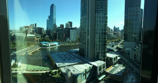 Crown Promenade Melbourne: View from the 22nd floor