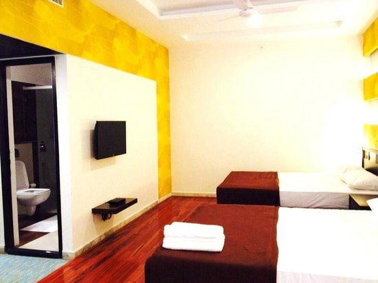 Star City Hotel & Serviced Apartments: Bedroom
