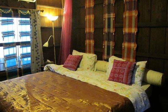 Chiang Mai Summer Resort : 卧室