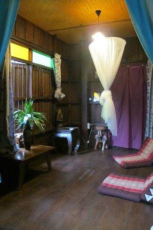 Chiang Mai Summer Resort : 休息室