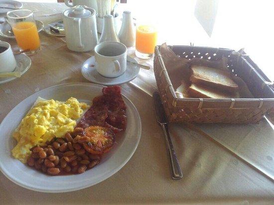 The Aryani Terengganu: Breakfast