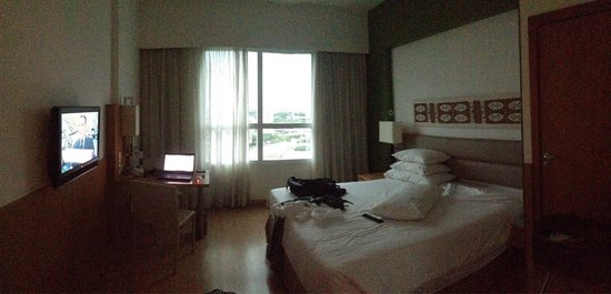 Caesar Business Manaus : Standard room