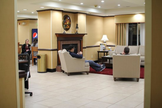 Quality Inn and Suites: Quality Inn Spartanburg