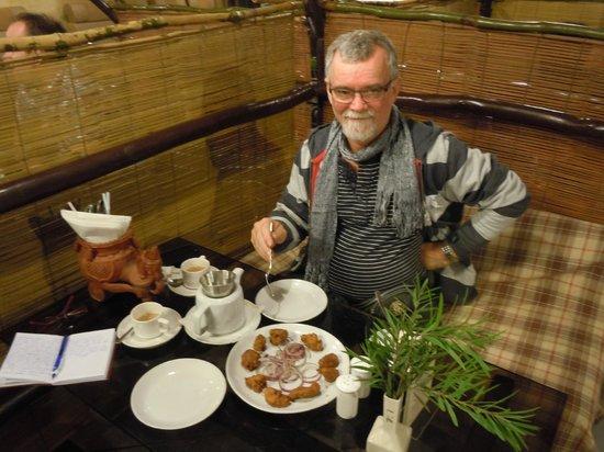 Brownie Restaurant: Chicken starter