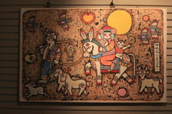 TangBo Art Museum: art