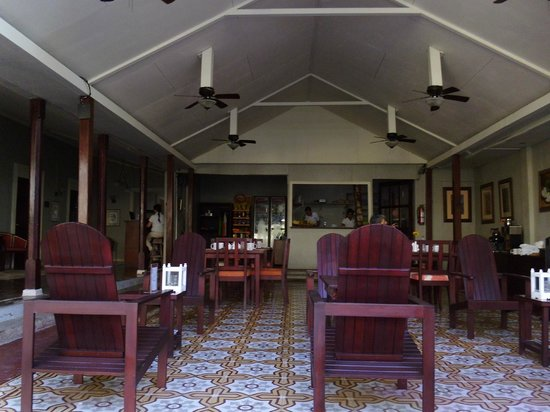 Hotel Liberia: restau