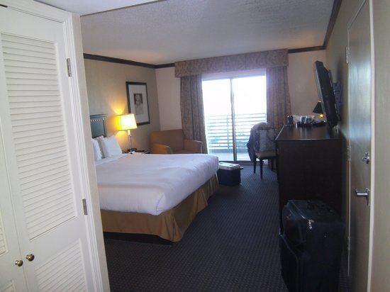 Hollywood Casino Tunica Hotel: King Room