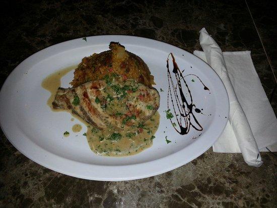 El Ancla: My pechuga de pollo