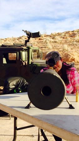Battlefield Vegas: Down the barrel
