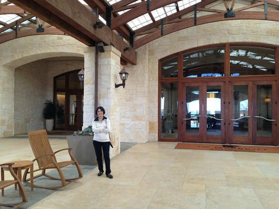Front Entry Picture Of Jw Marriott San Antonio Hill