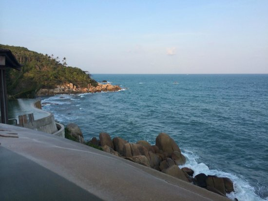 Silavadee Pool Spa Resort : View from Pool Villa