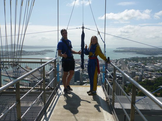SkyJump and SkyWalk: Ready to jump!