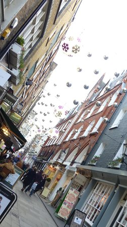 Marylebone - St. Christopher's Place