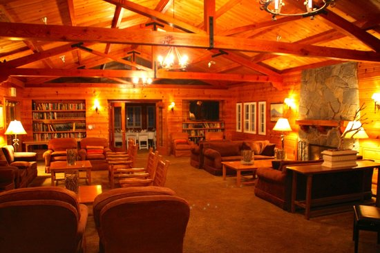 Smoke Tree Ranch : Reception Room