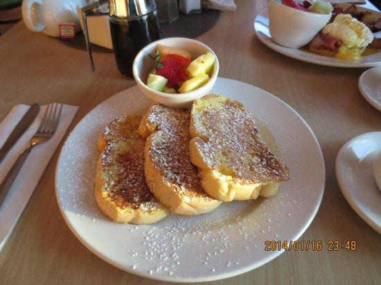 Dancing Moose Cafe : breakfast plate