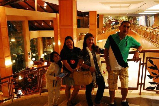 The Royale Chulan Kuala Lumpur : hotel lobby