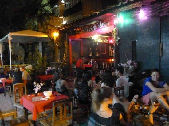 Khao San Road: 8 PM