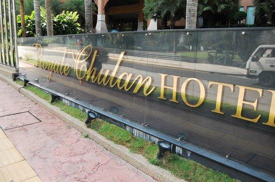 Royale Chulan Kuala Lumpur: hotel grounds