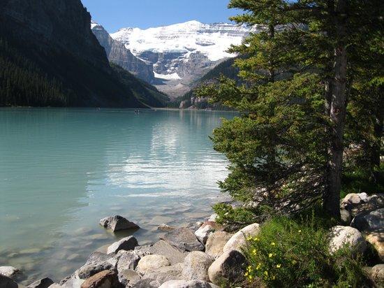 Lac Louise (Lake Louise) : Lake Louise Sep 2012