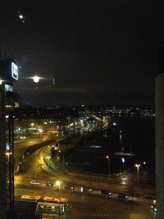 Stockholm view from Gondolen