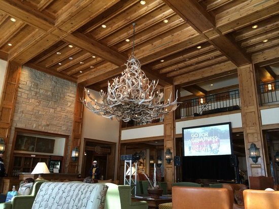Park Hyatt Beaver Creek Resort and Spa: Lobby