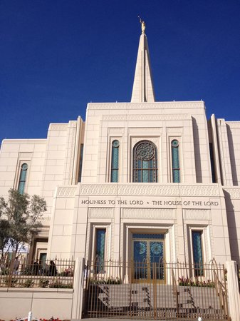 ‪Gilbert Temple, Church of Jesus Christ of Latter-Day-Saints‬