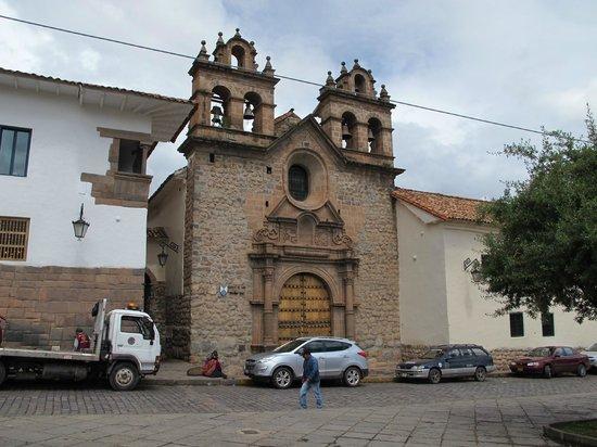 Plaza de las Nazarenas: Plaza Nazarenas