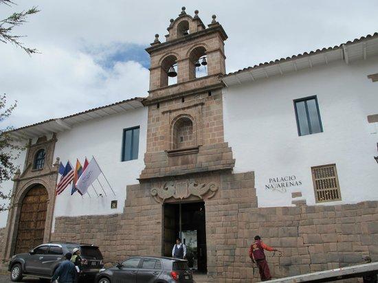 Plaza de las Nazarenas: Palacio Nazarenas