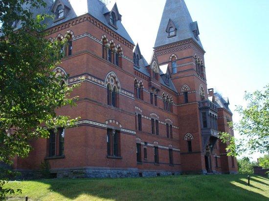Cornell University : Sage Hall