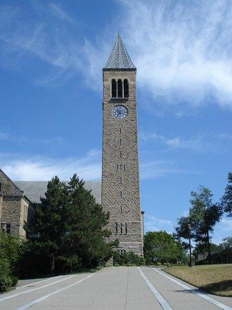 Cornell University : Tower