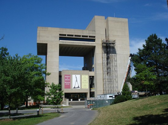 Cornell University : Johnson Museum