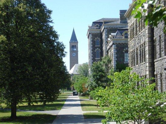 Cornell University : Arts Quad