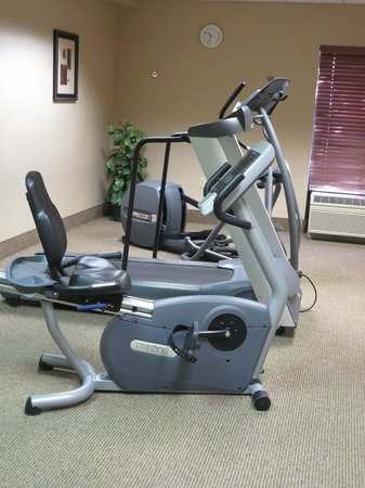 Hampton Inn Sedona: Exercise room
