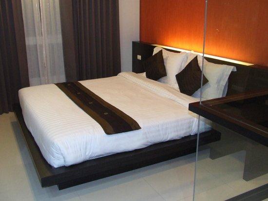 Wipanan Mansion : sleeping area
