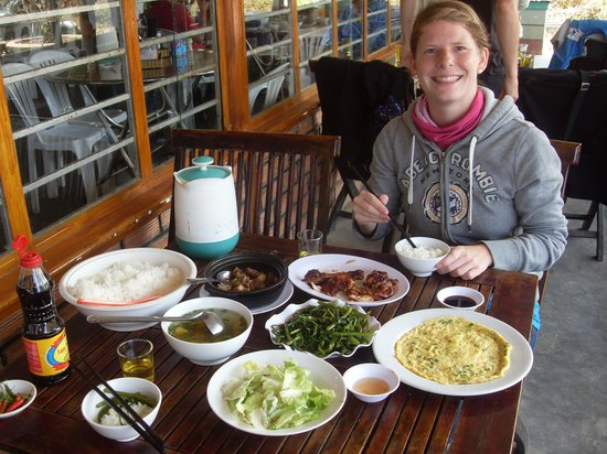 Scimitar Easyrider Tours: Best Vietnamese food!