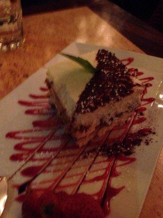 Cafe Renzo: The tiramisu