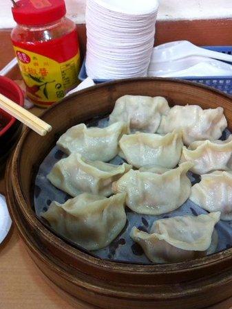 Fuda Shandong Zhengjiao Dawang: lunch1