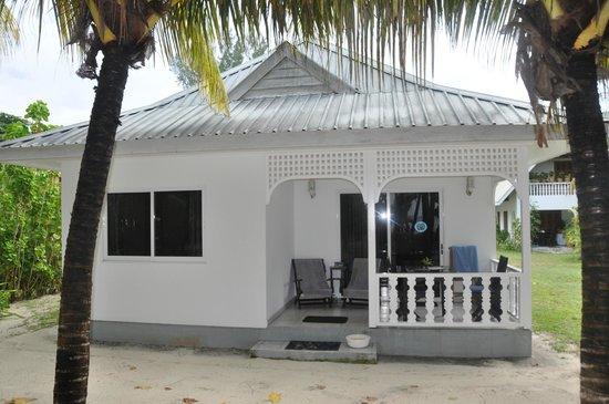 Cap Jean Marie Beach Villas: la villa