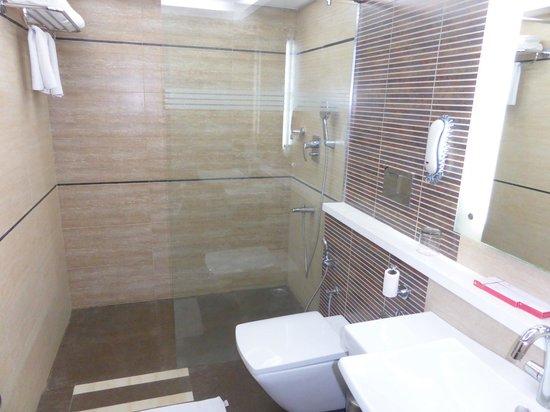 Ramada Chennai Egmore: BATHROOM