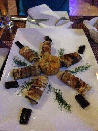 Gastronomia El Buzo: Obra maestra