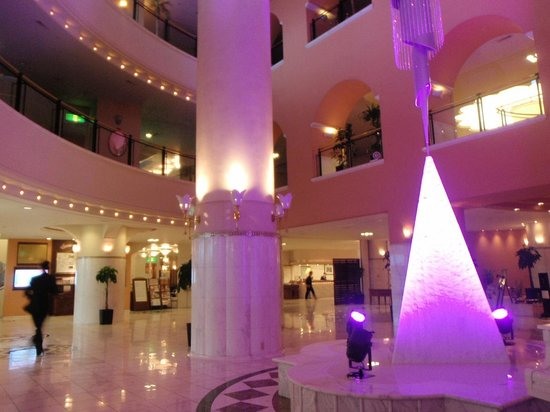 Miyazaki Kanko Hotel: ロビー