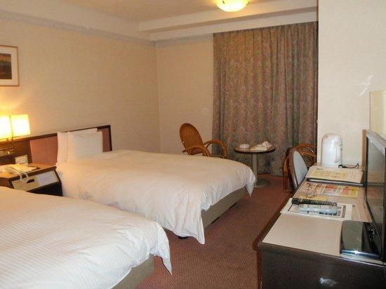 Miyazaki Kanko Hotel: 客室
