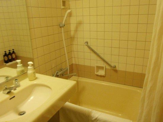 Miyazaki Kanko Hotel: お風呂